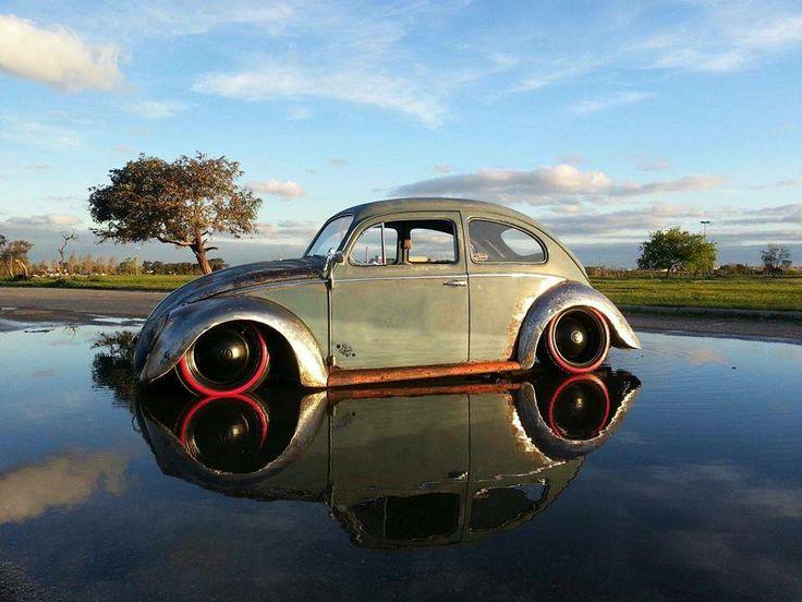 Slammed Vw beetle | Amazing VW | Pinterest | Volkswagen ...