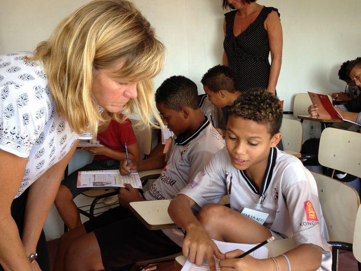 English education with Karanba