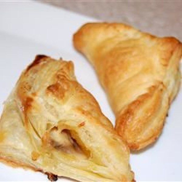 """Wild Mushroom Puff Pastry   """"If you love mushrooms, this is your recipe. Elegant and easy!"""" #recipe #newyearseve #holidays #appetizer"""