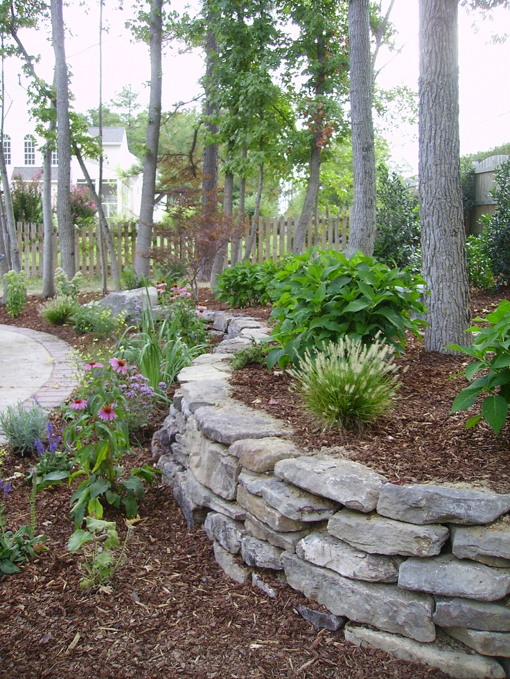 26 best images about landscaping on pinterest raised for Landscaping garden beds