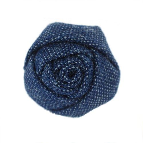Kék farmer rózsa gyűrű I Feminashop.hu