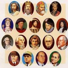 Frise chronologique de l'histoire de France - Lecture - Histoire - L'histoire de France (Préhistoire aux Rois de France)