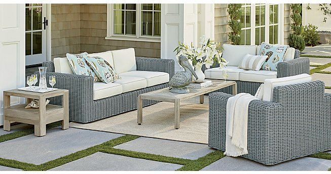 Patio Furniture Sets Frontgate Outdoor Furniture Outdoor