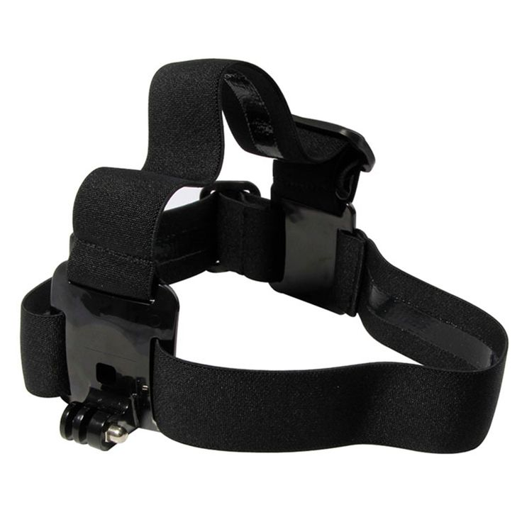 Elastic Head Strap Adjustable Headstrap Gopro Head Strap Mount Belt for SJCAM SJ4000 SJ5000 M10 Xiaomi yi Action Camera