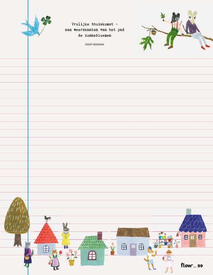 ISSUU - Flow Magazine Dutch Simplify your life special part 2 - sneak peek by Flow Magazine