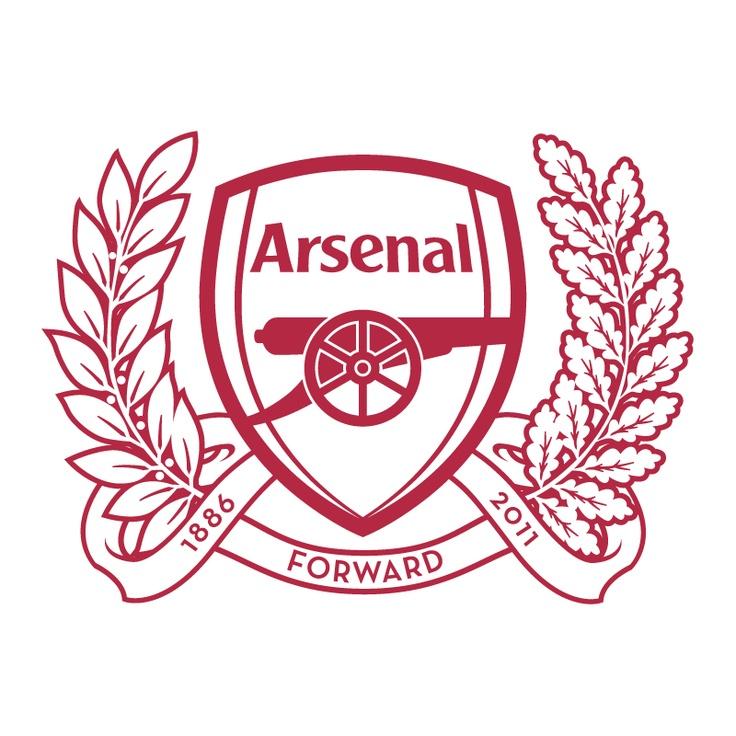 Arsenal 2011-2012 logo .
