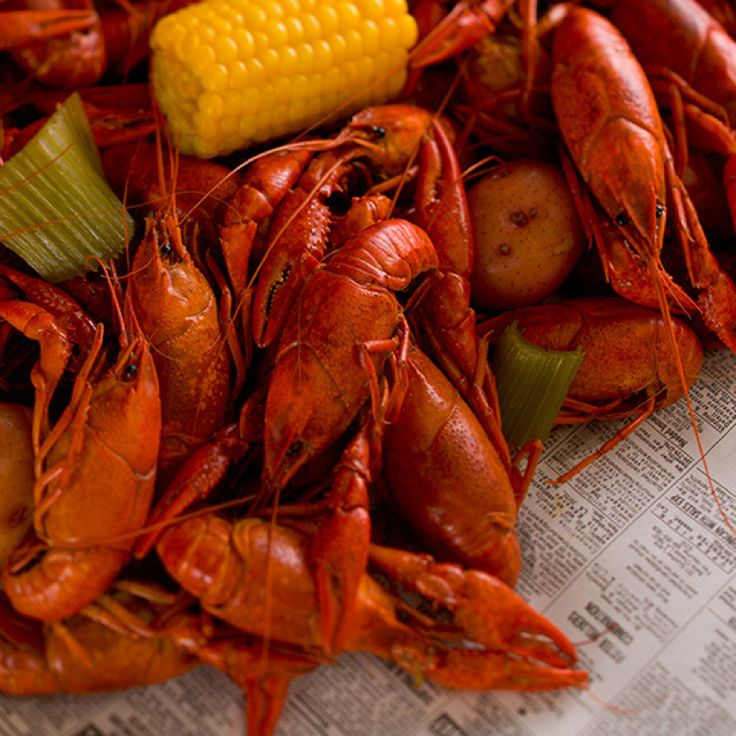 Bring the backyard boil inside. This scaled-down crawfish boil recipe is easy to fix right in your kitchen. Start the party with Zatarain's Crawfish, Shrimp and Crab Boil and add in artichokes, mushrooms, sausage, and even broccoli in the pot. Crawfish never tasted so good.