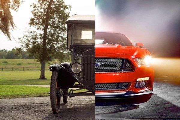 Do fogo ao LED: Ford demonstra evolução dos faróis usados em carros