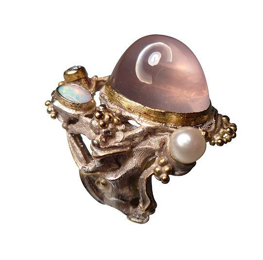 Hendrik Komen sieraden collectie trouwringen edelstenen Noordeinde Den Haag