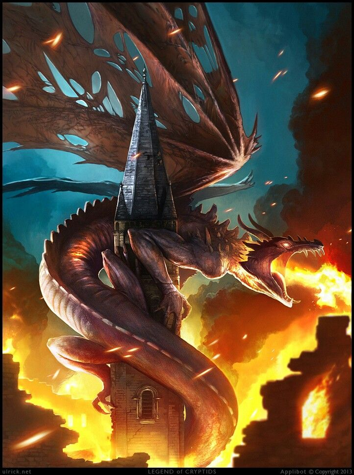 dragon, dragons