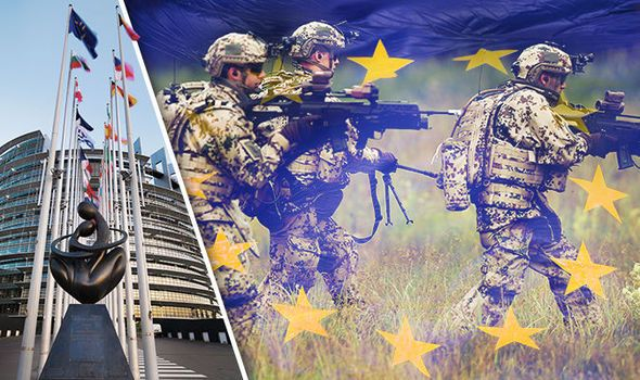 11/21/16 EU Army set to be agreed TONIGHT – and BRITAIN will foot the £420m-a-year bill  THE EU will tonight debate for the creation of a continent wide super army that will be up and running next year – and blame BREXIT for its creation.