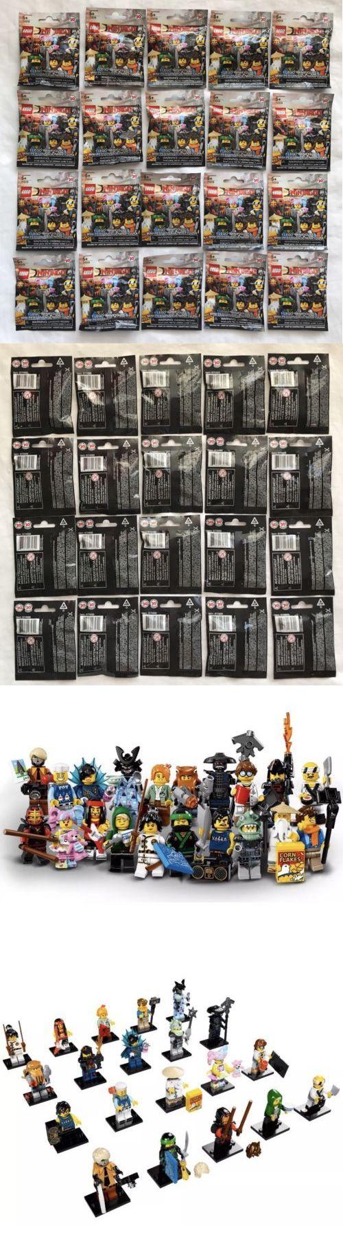 Minifigures Lego Minifigures Lego Ninjago Movie plete Set Factory