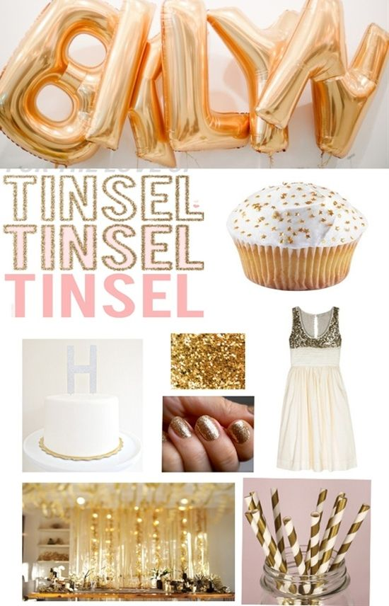 Image detail for -Golden Birthday Ideas For Adults