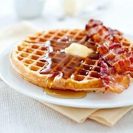 National Waffle Week,  2nd week in September