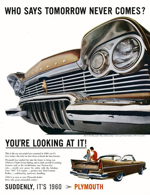 Suddenly It's 1960! | 1957 Plymouth. | Paul Malon | Flickr
