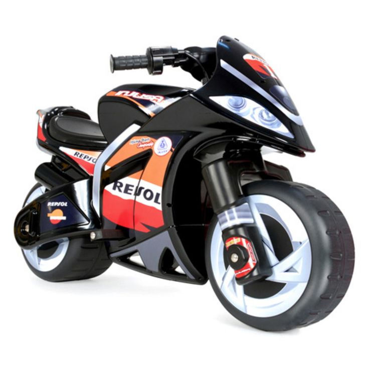 Injusa Repsol Wind Motorcycle Battery Powered Riding Toy - INJ-6461