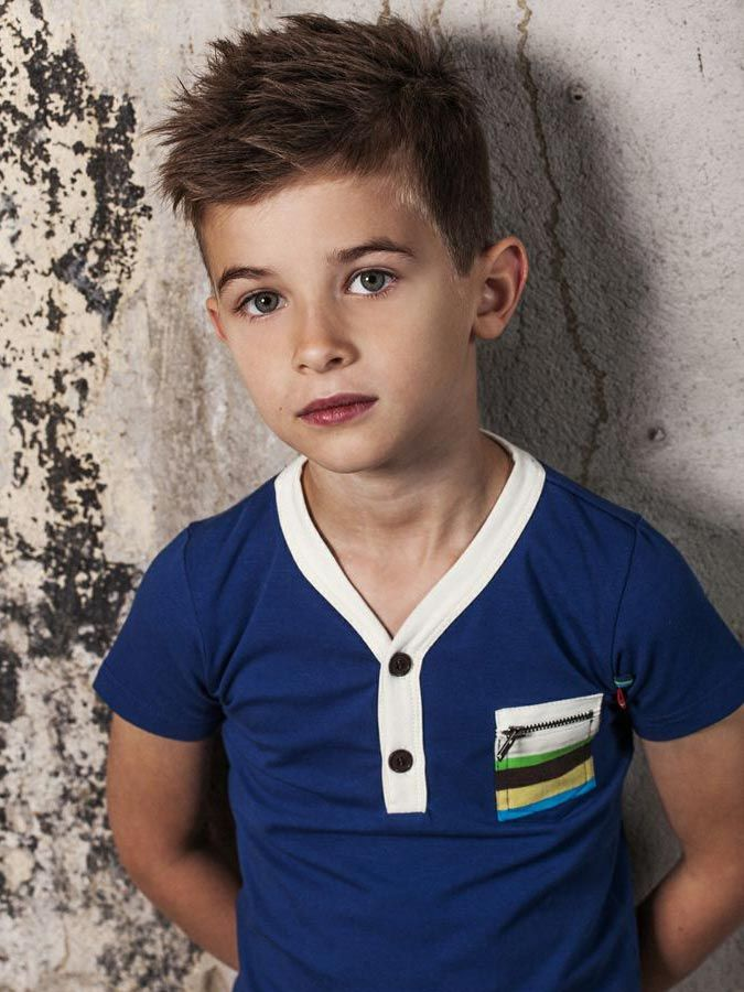 Hairstyles For 7 Year Olds Classy 53 Best Boys Hair Images On Pinterest  Hair Cut Boy Cuts And
