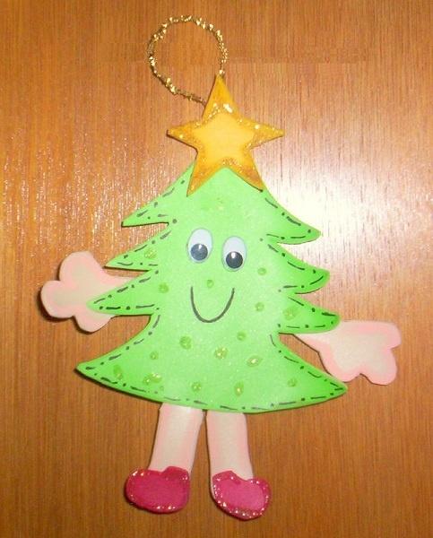 Manualidades infantiles manualidades para ni os 13 for Manualidades de navidad para ninos
