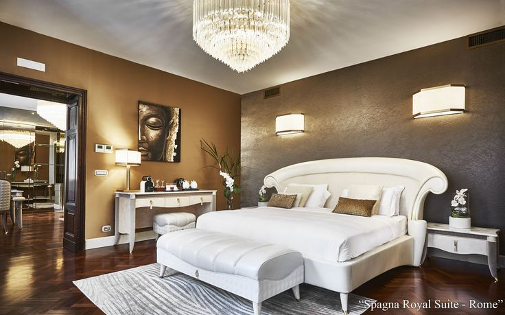 """Contract according to Turri - """"Spagna Royal Suite - Rome"""""""
