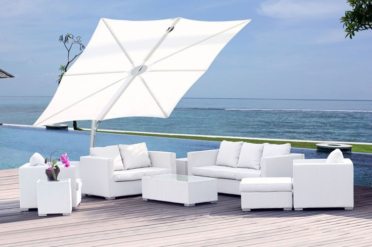 New Spectra square 300cm by Umbrosa
