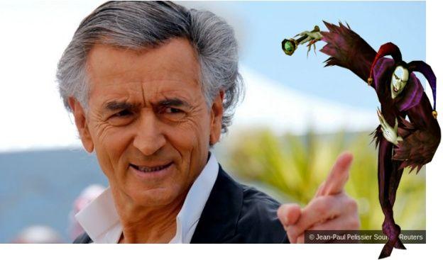 Bernard-Henri Lévy a annoncé vouloir se séparer d'une de ses somptueuses résidences. Située à Tanger, au Maroc