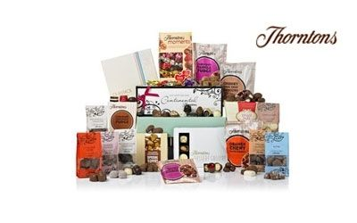 Win! A Thorntons Christmas Chocolate Gift Pack Worth £200