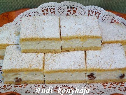 Andi konyhája - Túróspite