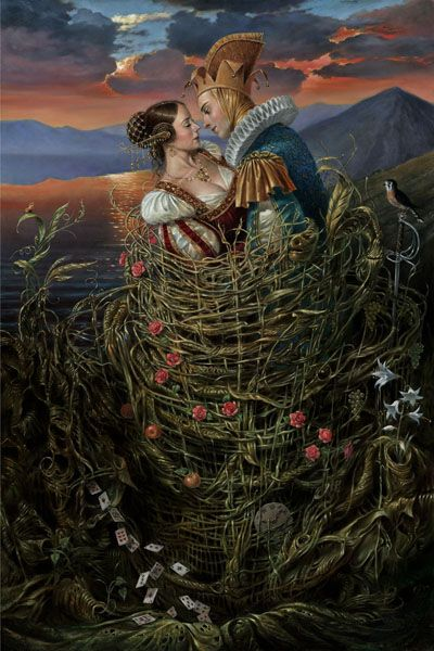 """# 21   Basket of Love 36"""" x 24"""", oil on canvas 36"""" x 24"""", limited edition of 100…"""