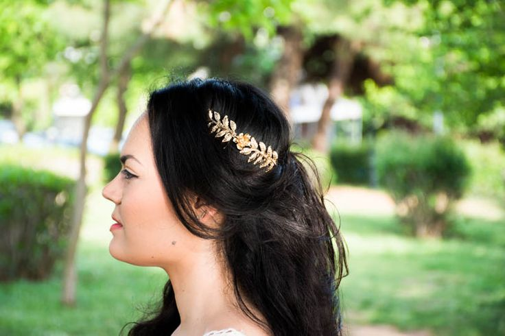 Golden Zara Headpiece on on www.thedailylace.com Fashion Blogger Summer Style outfit accessories wedding season hair style