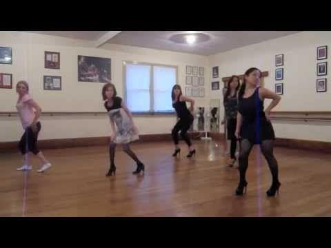 "Beginners Burlesque Class - ""FEVER"" with Karen Ng"
