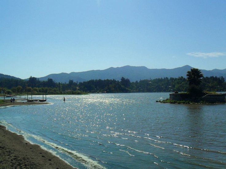 Laguna Aculeo, Chile