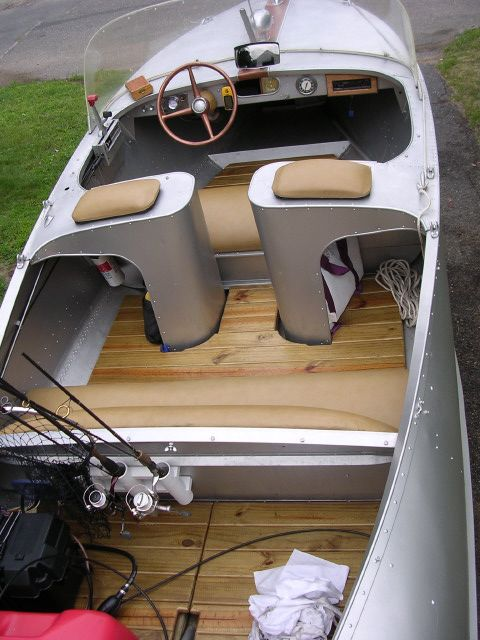 FeatherCraft RESTORATION! - Page 7 - Airstream Forums