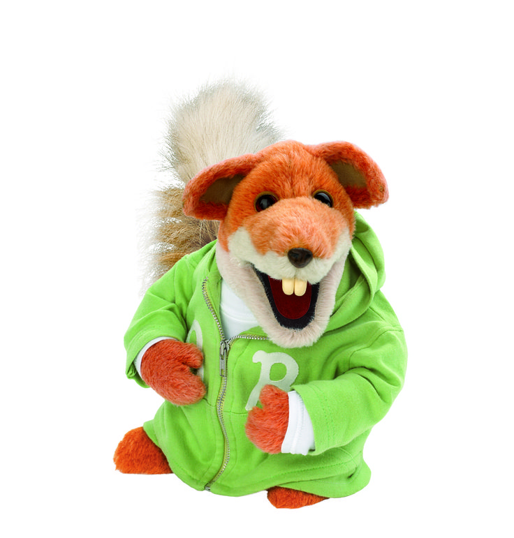 "The Basil Brush Show. ""Boom Boom!"" Saturday 17 October. http://www.dorkinghalls.co.uk/index.cfm?articleid=10757&eventid=15438"