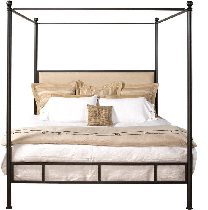 Old Biscayne Saxon Antique Wrought Iron Bed In 2019 Iron