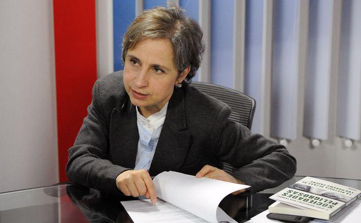Entrevista Exclusiva: Carmen Aristegui y su Hijo Hablan Sobre el Escándalo del Software Espía del Gobierno