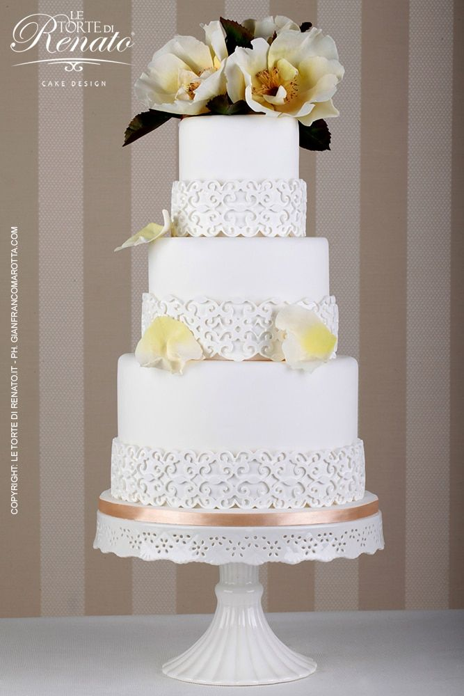Wedding Cakes – Le torte di Renato