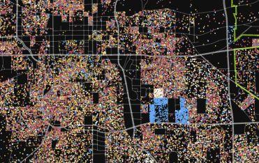 GIS nerd in Tyler, TX create apps and data analysis well beyond the city's capacity. Kind of like a GIS Batman / via Ralph http://twitter.com/rhizomatic