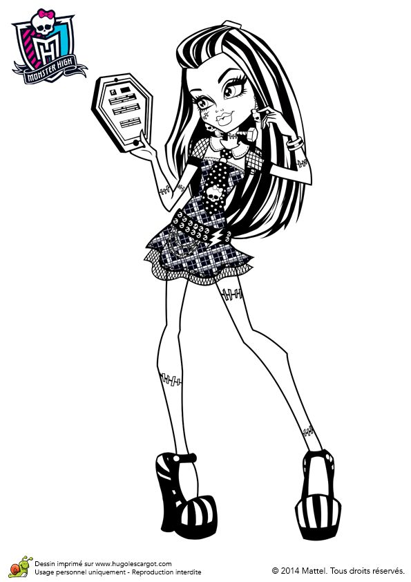 17 best images about coloriages monster high on pinterest top models boucle d 39 oreille and belle. Black Bedroom Furniture Sets. Home Design Ideas