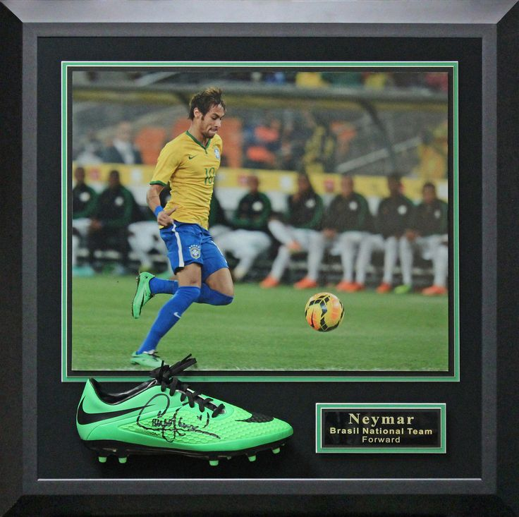 80 Best Autographed Soccer Memorabilia Images On Pinterest