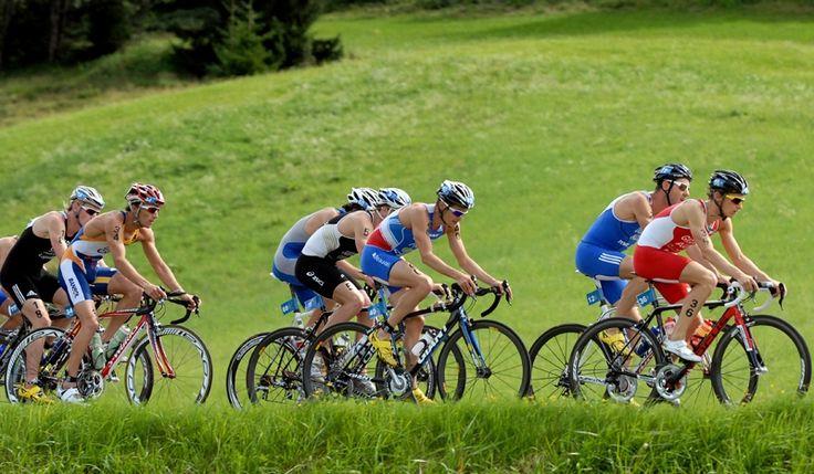 Entrena el ciclismo como un triatleta