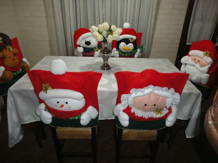 navidad en el comedor