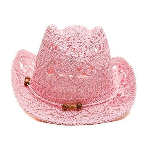 Pink cowgirl hat...for that little girl who only wears PINK