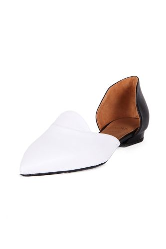 Raoul Color Block Flat