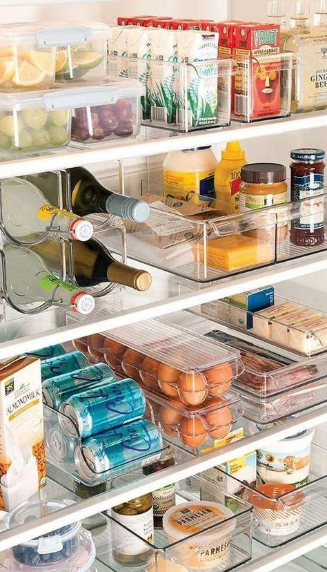 20 DIY Kitchen Organization and Storage Hacks Ideas https://www.onechitecture.com/2017/09/16/20-diy-kitchen-organization-and-storage-hacks-ideas/