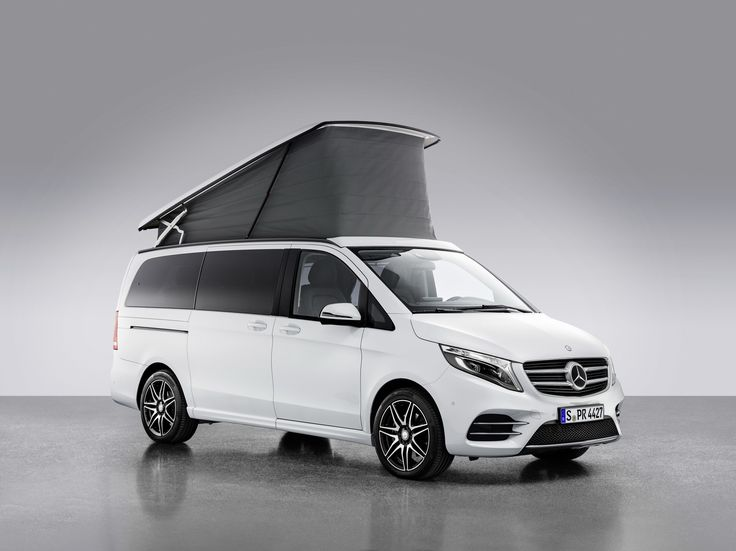 You Can Shout Its Name All You Want, But This Mercedes Camper Van Isn't Coming To The USA