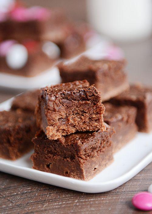 Truffle Brownies | Recipe | Homemade, Cream and Eggs