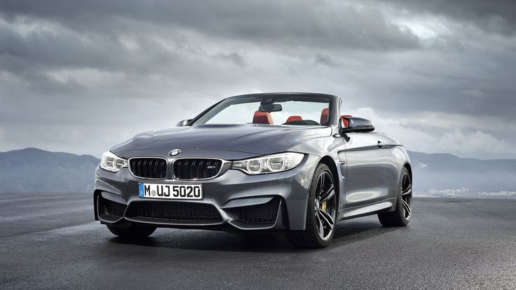 Novedades del Salón de París 2014  BMW M4 CABRIO
