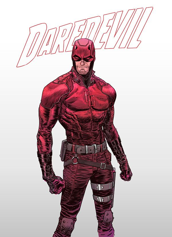 Daredevil, the man without fear on Behance ★ || CHARACTER DESIGN REFERENCES (www.facebook.com/CharacterDesignReferences & pinterest.com/characterdesigh) • Love Character Design? Join the Character Design Challenge (link→ www.facebook.com/groups/CharacterDesignChallenge) Share your unique vision of a theme every month, promote your art and make new friends in a community of over 25.000 artists! || ★