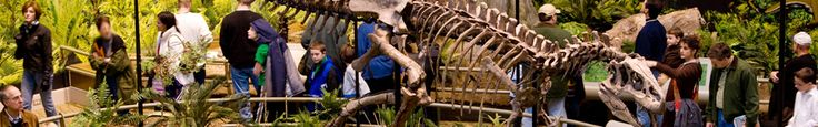 Carnegie Museum of Natural History - exhibit extras (addt'l resources for visits)