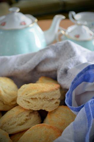 Scone recipe from Margaret Fulton